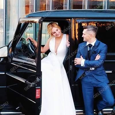 Прокат гелика на свадьбу