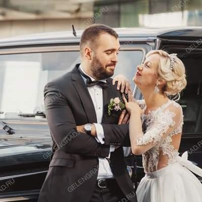 Гелик на свадьбу в Москве