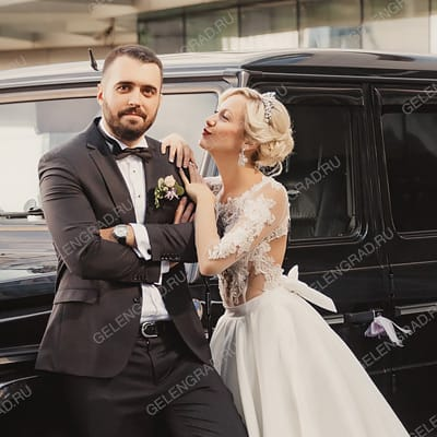 Аренда гелика на свадьбу